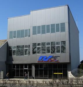 RV Trade zgrada